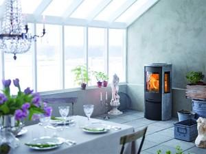 556T Style Speckstein schwarz