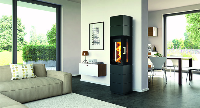 kamin fen f r moderne individualisten fire design. Black Bedroom Furniture Sets. Home Design Ideas