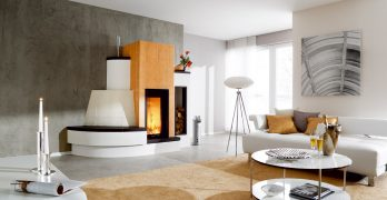 Wohlige Wärme in elegantem Design